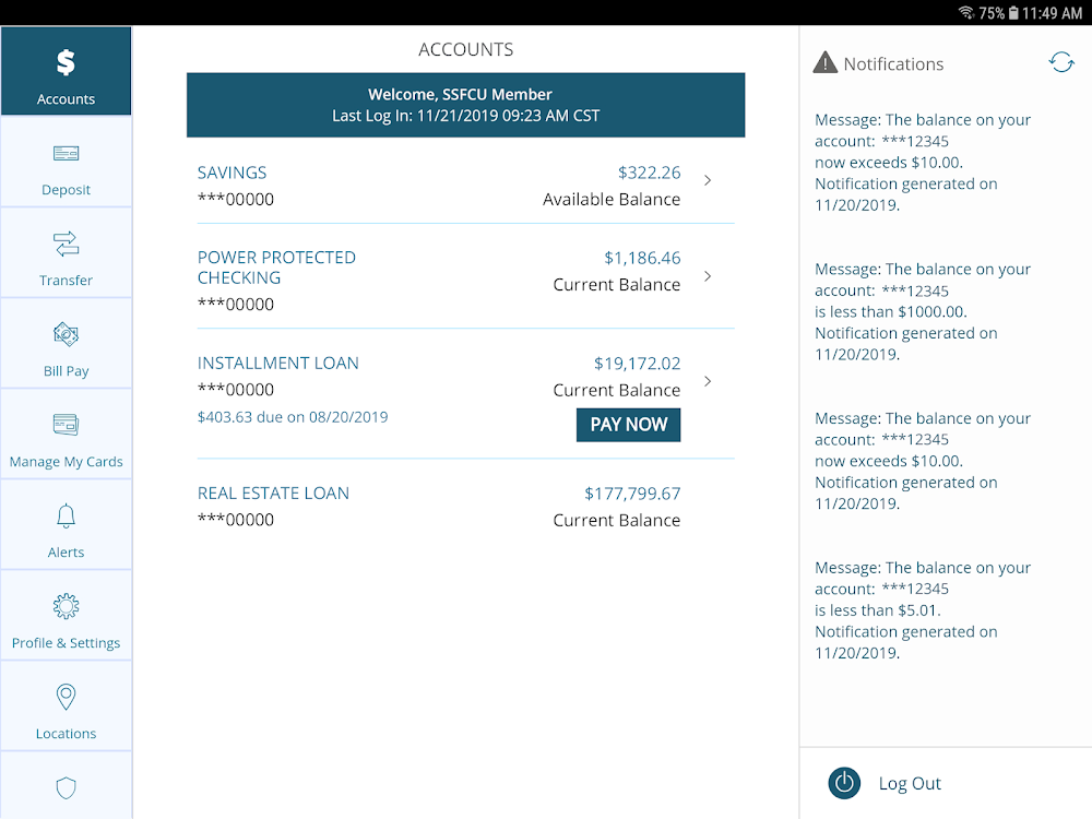 Security Service Mybranch App Android Aplikasi Appagg