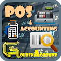 Golden Accounting icon