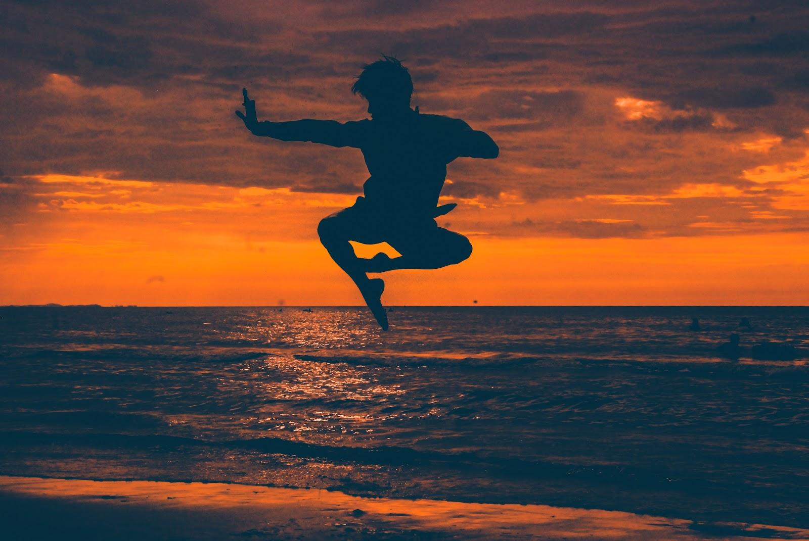 Jumping dojo