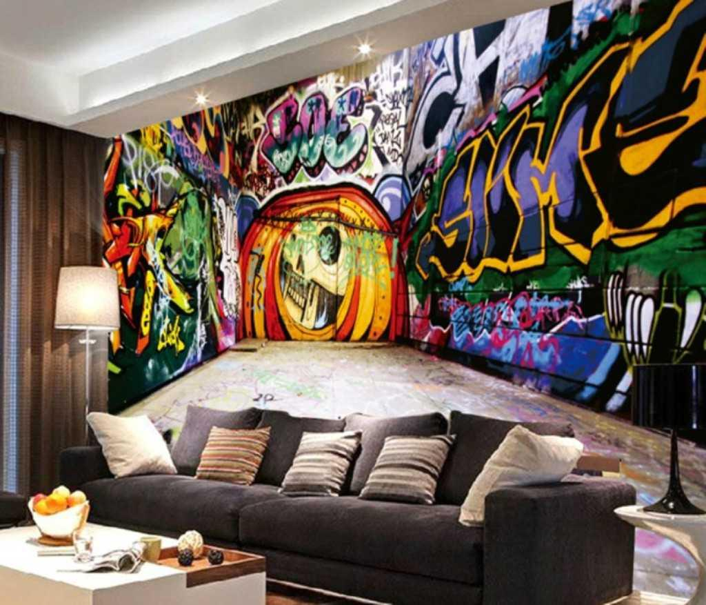 Graffiti art design - Graffiti Art Design Ideas Screenshot
