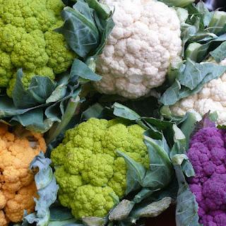 The World'S Easiest Roasted Whole Cauliflower or Broccoli Recipe