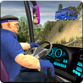 OffRoad Transit Bus Simulator - Hill Coach Driver