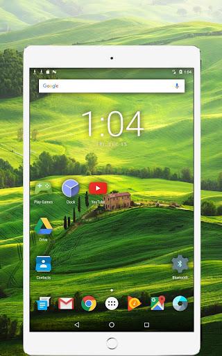 Transparent Phone Screen HD Simulation screenshot 5