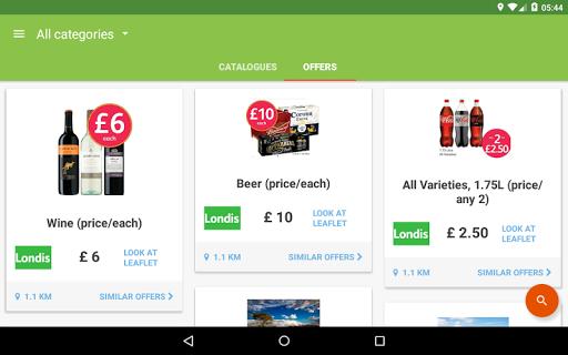ILikeSales Catalogues & Offers 3.2.2 screenshots 18