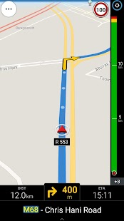 CoPilot South Africa GPS- screenshot thumbnail