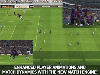 PES CLUB MANAGER APK screenshot thumbnail 9