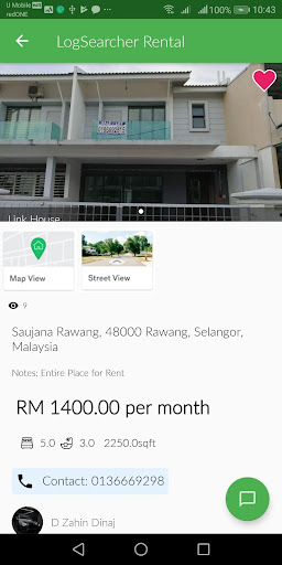 Rent Apartments and Homes in Malaysia 2.11 screenshots 5