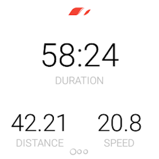 Runtastic Road Bike Tracker- screenshot thumbnail