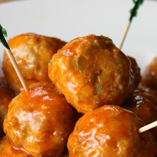 Slow Cooker Coconut Chicken Meatballs