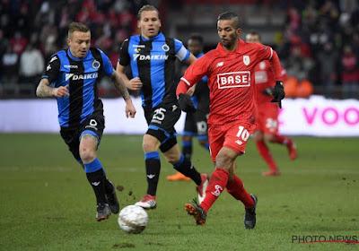 Jordy Clasie heeft met Club Brugge vertrouwen geput uit draw tegen Standard