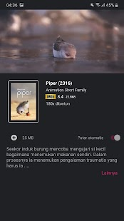 Bioskop 21 Screenshot