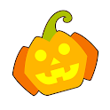 Halloween Read & Color icon