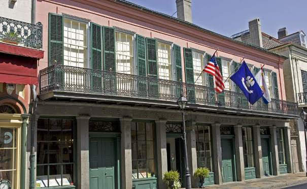 The Historic New Orleans