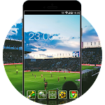 Free Soccer Theme for game lovers: HD wallpaper Icon