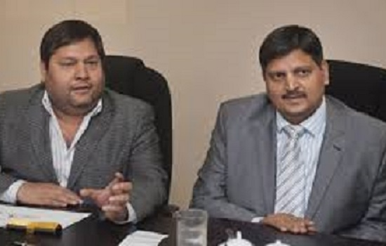 Indian businessmen, Ajay Gupta and younger brother Atul Gupta at a one on one interview with Business Day in Johannesburg, South Africa on 2 March 2011 regarding their professional relationships. Picture: Gallo Images/Business Day/Martin Rhodes