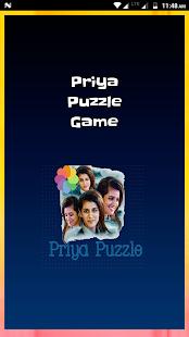 Priya Prakash Varrier - The Puzzle game screenshot