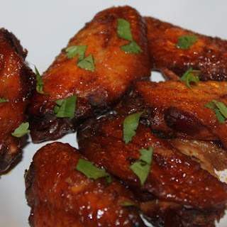 "Crock-pot Sweet Chile Hot Wings – ""Why Can't All Wings Taste Like This!?"""