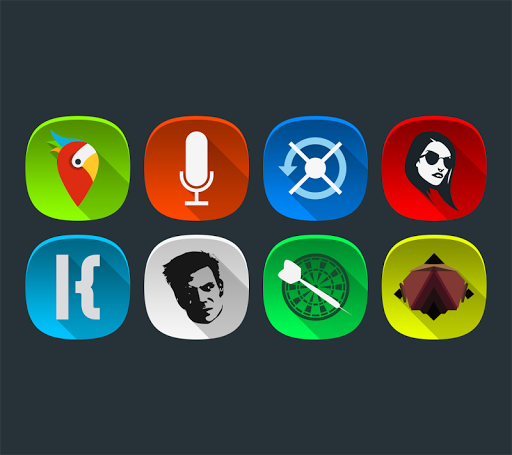 Annabelle UI - Icon Pack app for Android screenshot