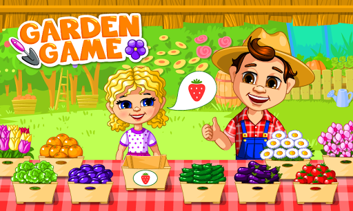 Garden Game for Kids  screenshots 1
