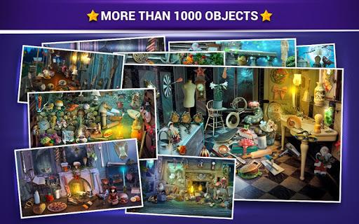 Hidden Objects Haunted House u2013 Cursed Places  screenshots 8