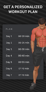 Get a personalized workout plan