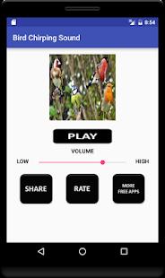 Bird Chirping Sound - náhled