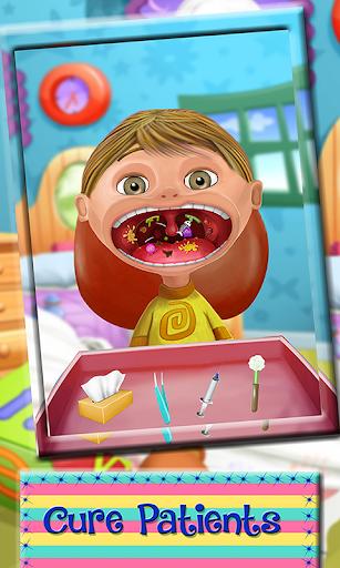 玩免費休閒APP|下載クレイジー喉の手術 app不用錢|硬是要APP