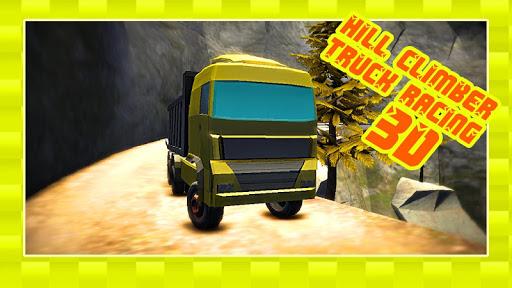 Hill Climber Truck Racing 3D