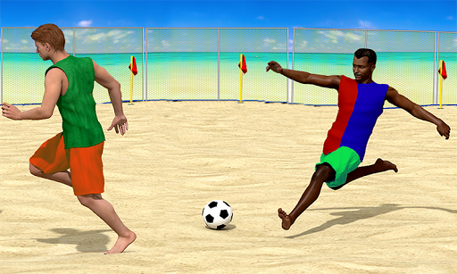 Beach Football 1.14 app download 1