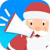 Santa Claus Voice Effect