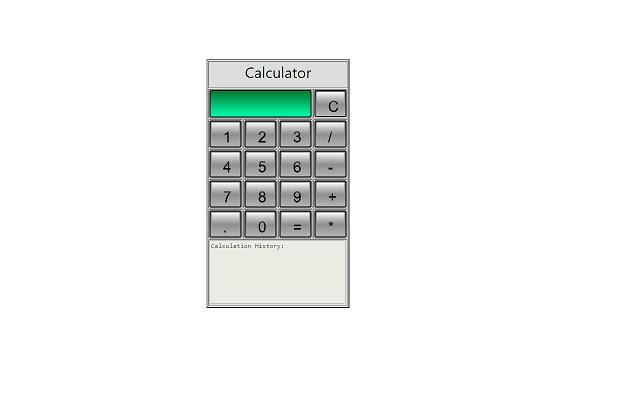 Numeric Calculator
