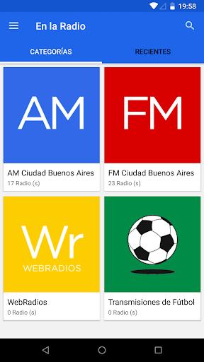 enlaradio.com.ar - Radios de Argentina 4.0.1 screenshots 2