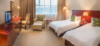 President Walmont Hotel at Umodzi Park