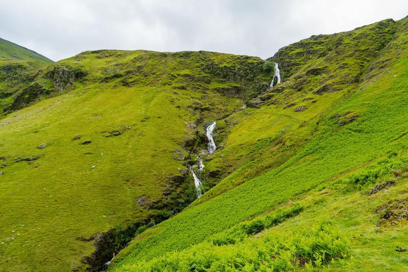 Falls heading towards Keswick from Buttermere