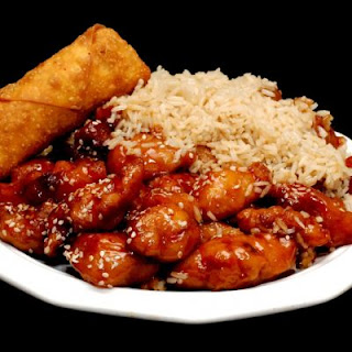 Slow-Cooked Chinese-Inspired Sesame Chicken.