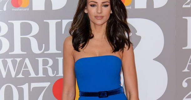 Michelle Keegan discovers suffragette link