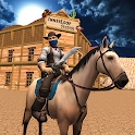 Cowboy Horse Rider Sword Fighting Game 2020 icon