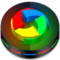 Neon 3D icon Pack icon