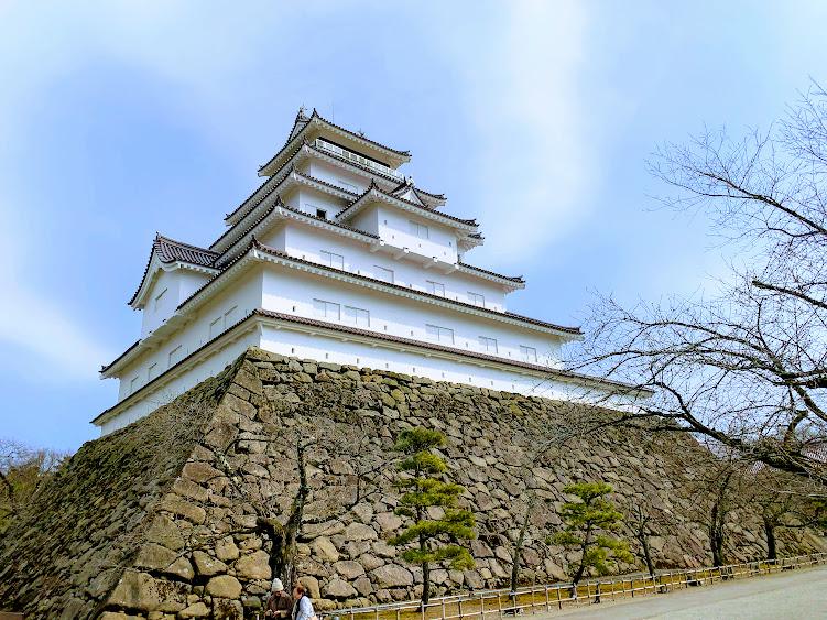 会津・鶴ヶ城(若松城)
