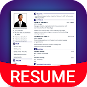 Resume Builder App Free CV maker CV templates 2019