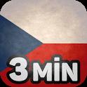 Tschechisch lernen in 3 Min icon