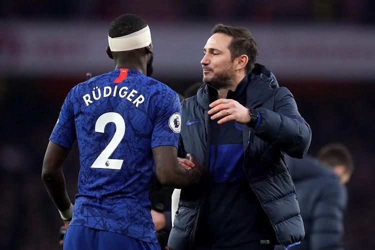 """Frank Lampard, entraîneur comblé : """"Nous devons continuer à travailler dur"""""""