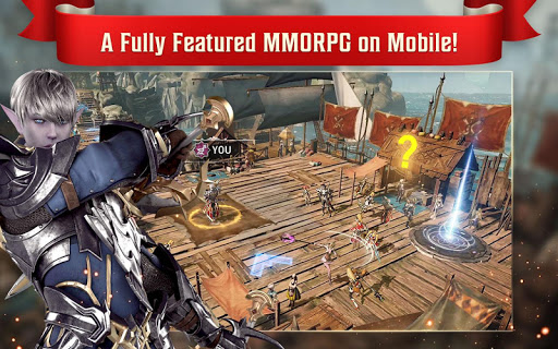 Lineage 2: Revolution v 1 04 16 APK For Android Free