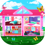 ? Girly House Decorating Game Icon