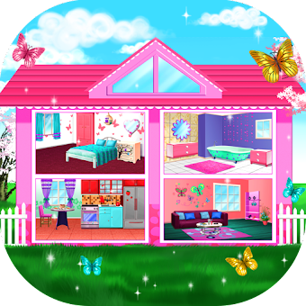 Baixar 🏡 Girly House Decorating Game para Android