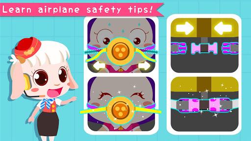 Baby Panda's Airport screenshots 10