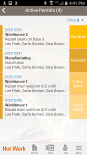 Hot work permit android apps on google play hot work permit screenshot thumbnail pronofoot35fo Gallery