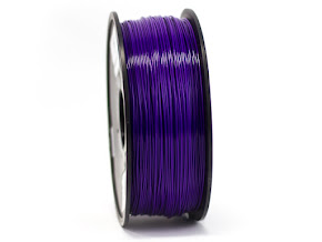 Purple ABS Filament - 1.75mm