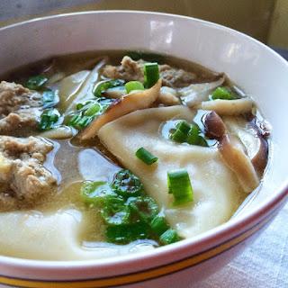 Broken Wonton Soup