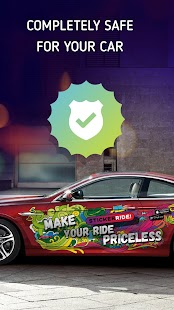 Make money on car - StickerRide- screenshot thumbnail